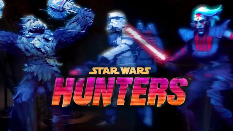"""Star Wars: Hunters - pierwszy zwiastun nowej gry w świecie """"Gwiezdnych wojen"""""""