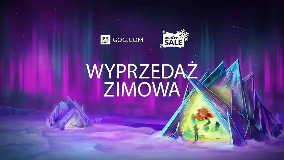 Startuje wyprzedaż zimowa na GOG. Firma udostępnia darmową grę