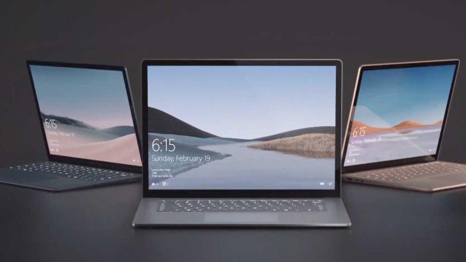 Surface Laptop 4 może pojawić się z 8-rdzeniowym AMD Ryzen 7 4800U