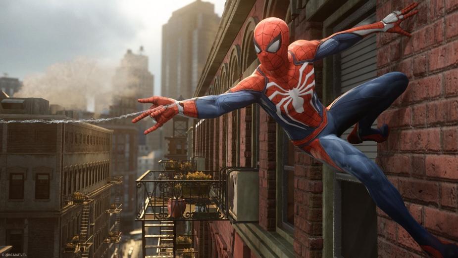 Świat Spider-Mana na PS4 będzie znacznie większy od Sunset Overdrive