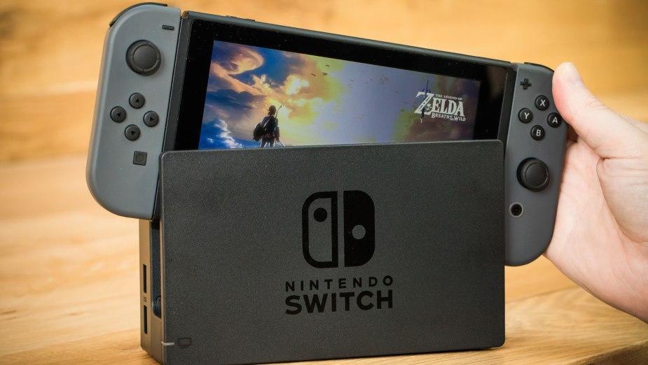 Switch może sprzedać się w rok równie dobrze co WiiU przez całą generację