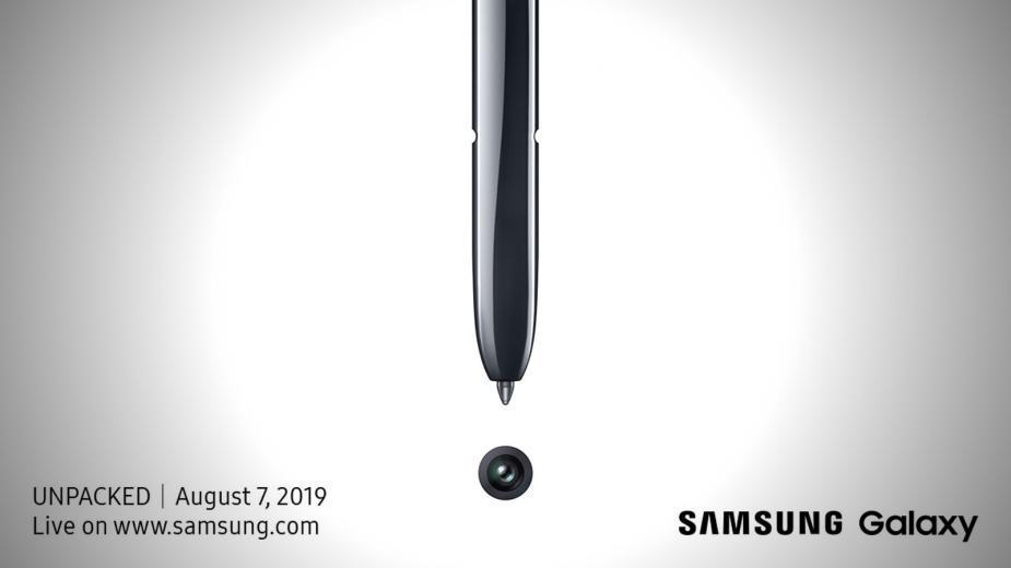 Tak wygląda Samsung Galaxy Note 10 - wyciekły oficjalne rendery