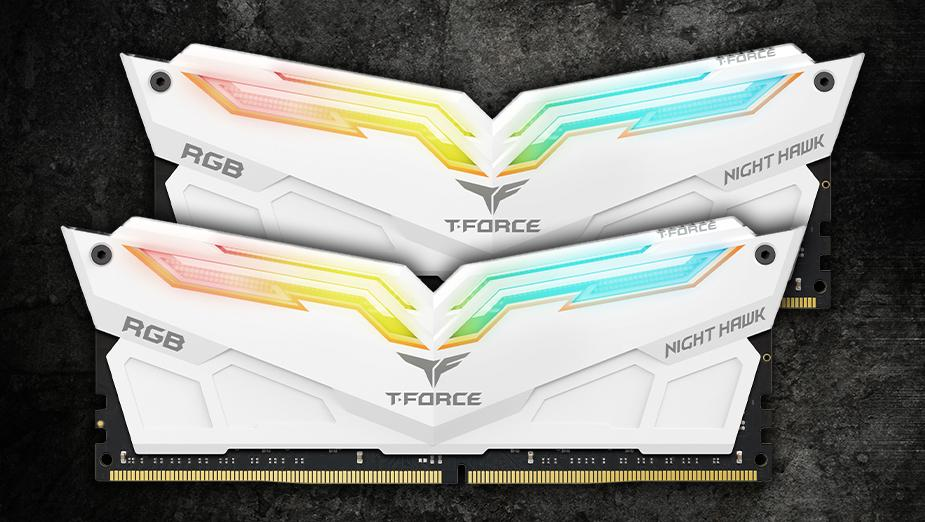 Team Group NIGHT HAWK RGB 2x8 GB DDR4-3600 CL 18 – test pamięci RAM