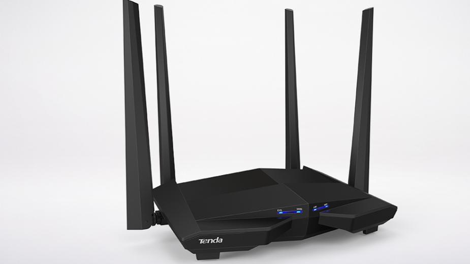 Tenda prezentuje dwuzakresowy, bezprzewodowy router
