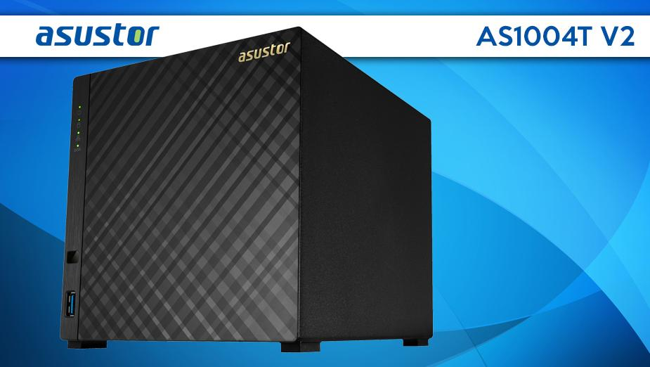 Test ASUSTOR AS1004T V2 - tani biznesowy NAS