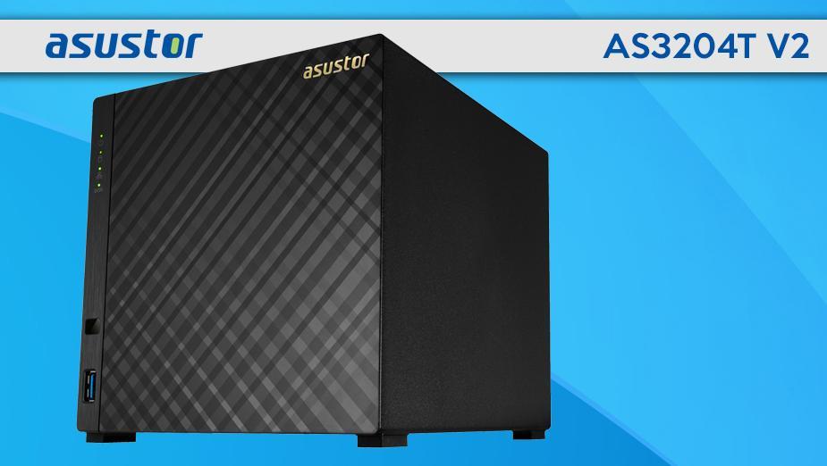 Test ASUSTOR AS3204T V2 - zaawansowany multimedialny kombajn NAS