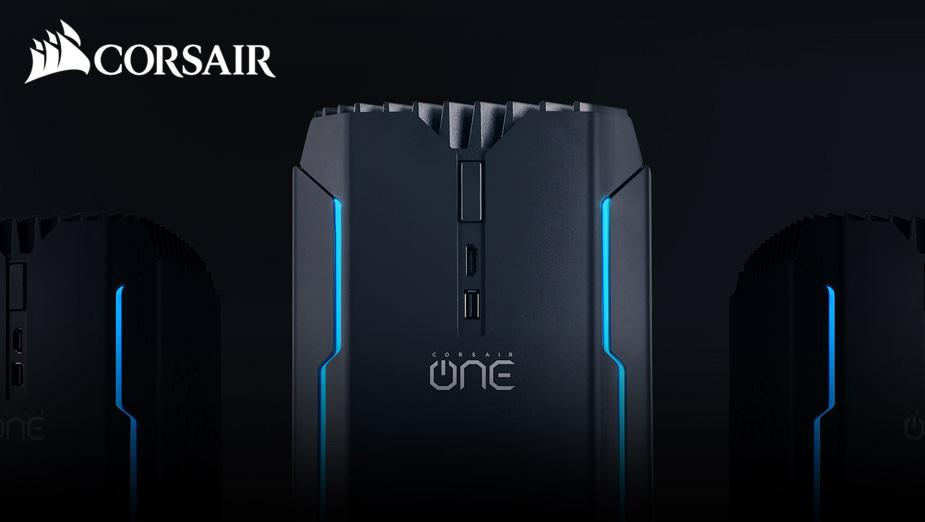 Test CORSAIR ONE PRO - Core i7 7700K i GeForce GTX 1080 Ti w 12 L obudowie