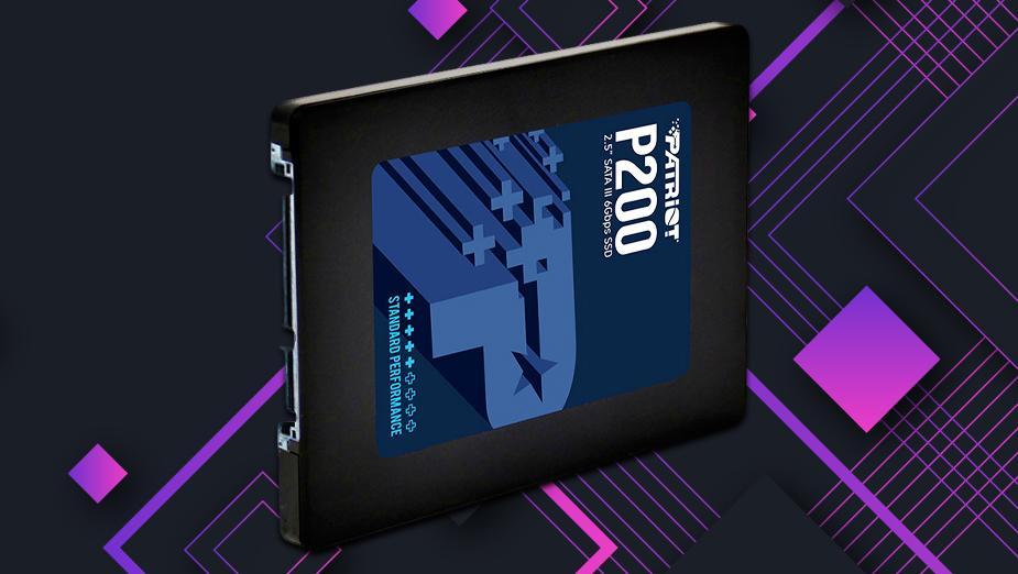Test dysku Patriot P200 1 TB. Idealny SSD na magazyn danych?