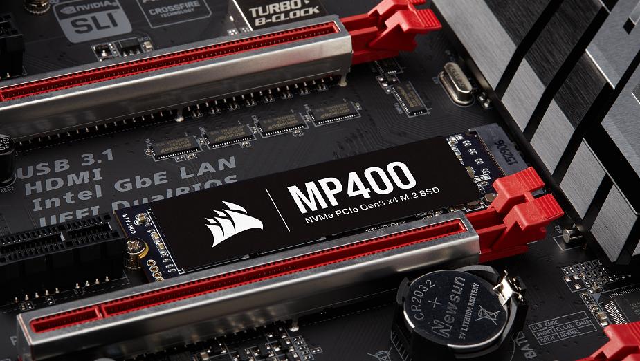 Test dysku SSD Corsair MP400 2 TB. Pamięci QLC dają radę?