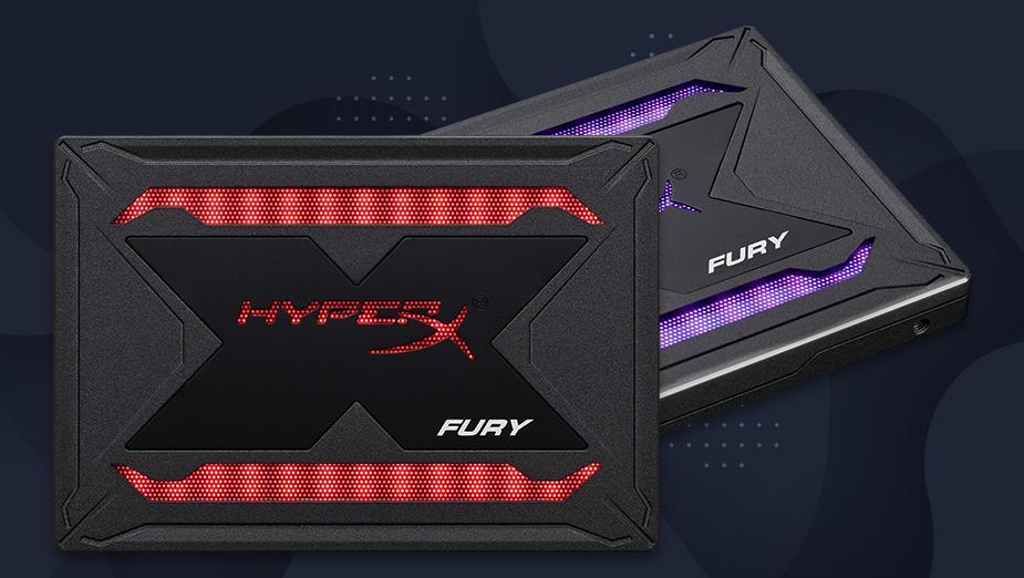 """Test dysku SSD HyperX Fury RGB - """"stylówa"""" ponad wszystko"""