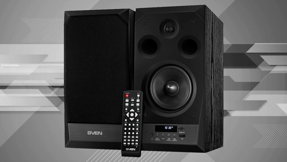 Test aktywnych głośników SVEN MC-20. Wysoka funkcjonalność w dobrej cenie