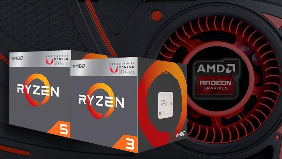 Test GPU: Ryzen 5 2400G i Ryzen 3 2200G kontra niedrogie karty graficzne