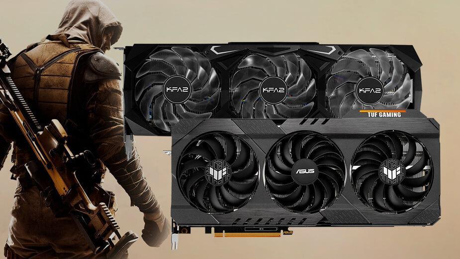 Test GPU w SGW Contracts 2. Umiarkowane wymagania i zaskakujące wyniki AMD