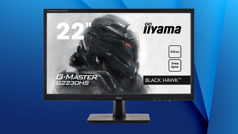Test iiyama G-Master G2230HS Black Hawk. Monitor za niecałe 500 zł do nadaje się do gier?