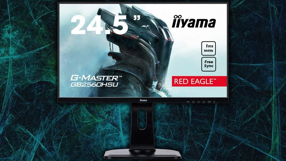 Test iiyama G-Master GB2560HSU Red Eagle – Przystępne cenowo 144 Hz