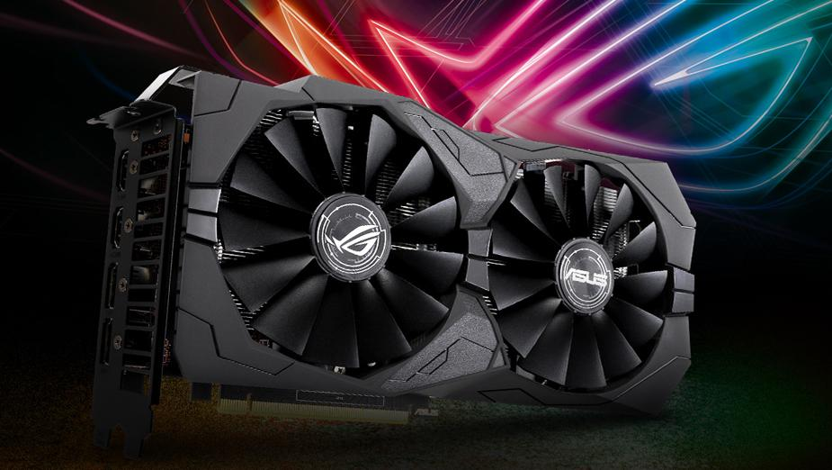 Test karty ASUS ROG STRIX GeForce GTX 1650 O4G GAMING. Powiew luksusu