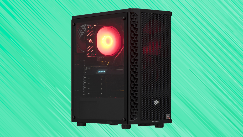Test komputera Actina z Ryzenem 3 3100 oraz GeForce GTX 1660 SUPER