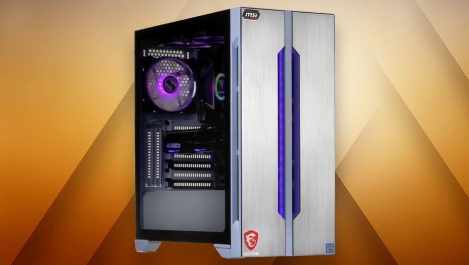Test komputera dla graczy ACTINA IEM - Core i5 9600K oraz GeForce RTX 2060