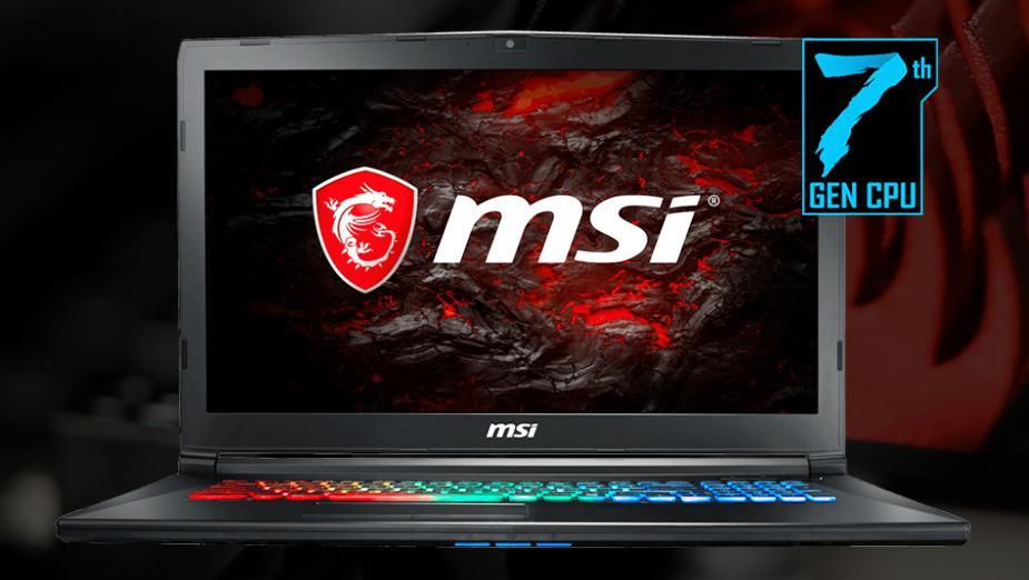 Test MSI GP72MVR 7RFX Leopard Pro: Core i7 7700 HQ, GTX 1060, 120 Hz