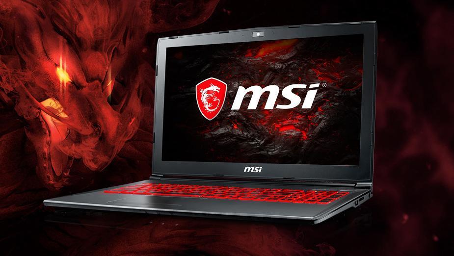 Test MSI GV62 7RD - Core i5 7300HQ, GTX 1050 4 GB, dobra cena
