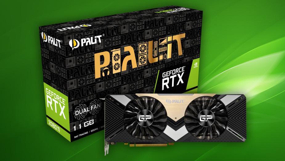 Test Palit GeForce RTX 2080 Ti Dual. Czarny koń wśród Turingów?