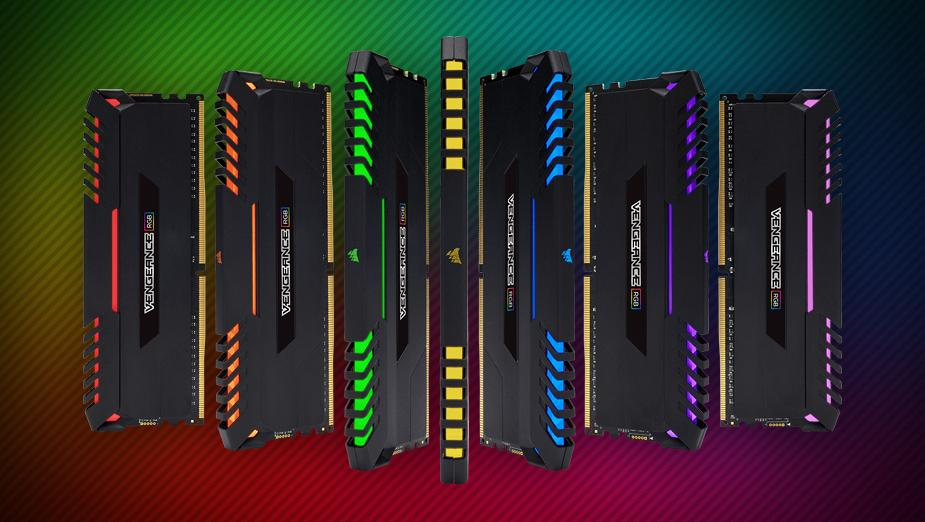 Test pamięci Corsair Vengeance RGB 4x8 GB DDR4-3000 CL 15