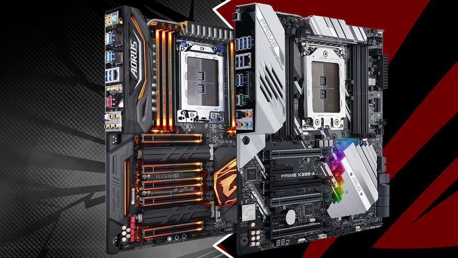 Test płyt ASUS PRIME X399-A oraz GIGABYTE X399 AORUS Gaming 7