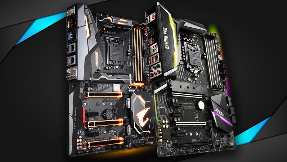 Test płyt GIGABYTE Z370 AORUS GAMING 7 oraz MSI Z370 GAMING PRO CARBON AC