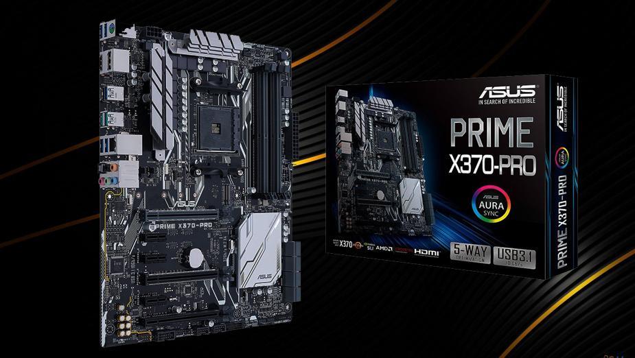 Test płyty głównej ASUS Prime X370-PRO