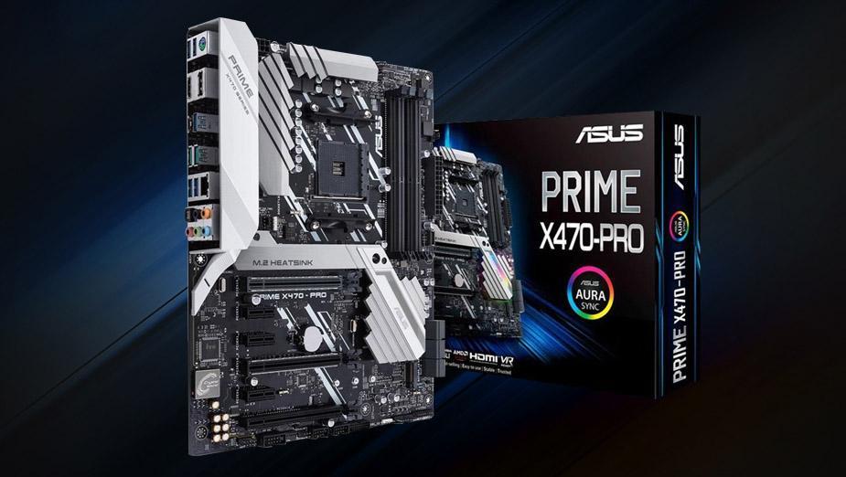 Test płyty głównej ASUS PRIME X470-PRO