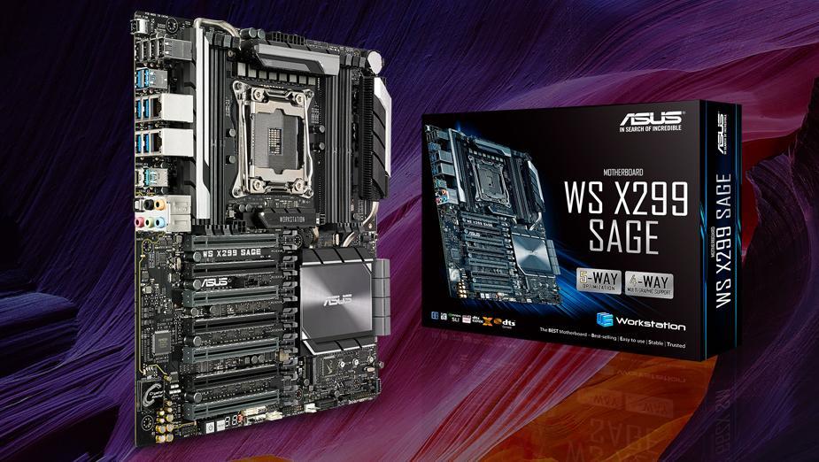 Test płyty głównej ASUS WS X299 SAGE. Idealna podstawa dla stacji roboczej?