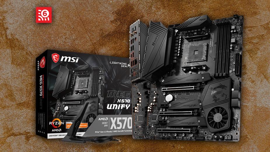 Test płyty głównej MSI MEG X570 UNIFY. Wciąż na bogato, ale odrobinę taniej