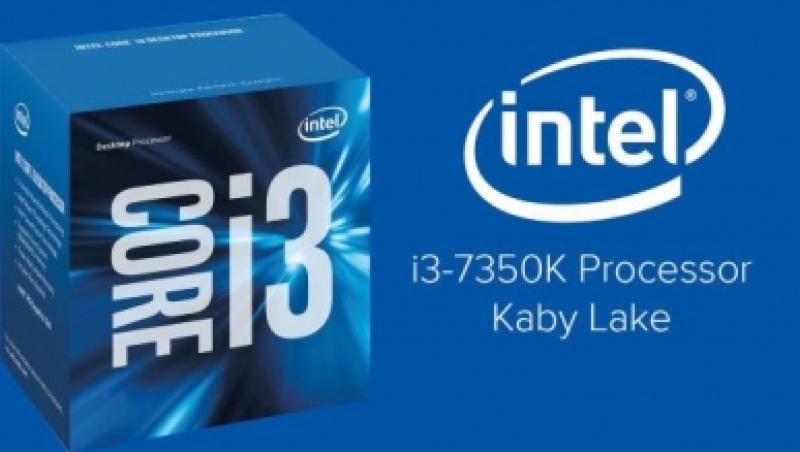 Test procesora Intel Core i3-7350K - prawie 5 GHz na liczniku!