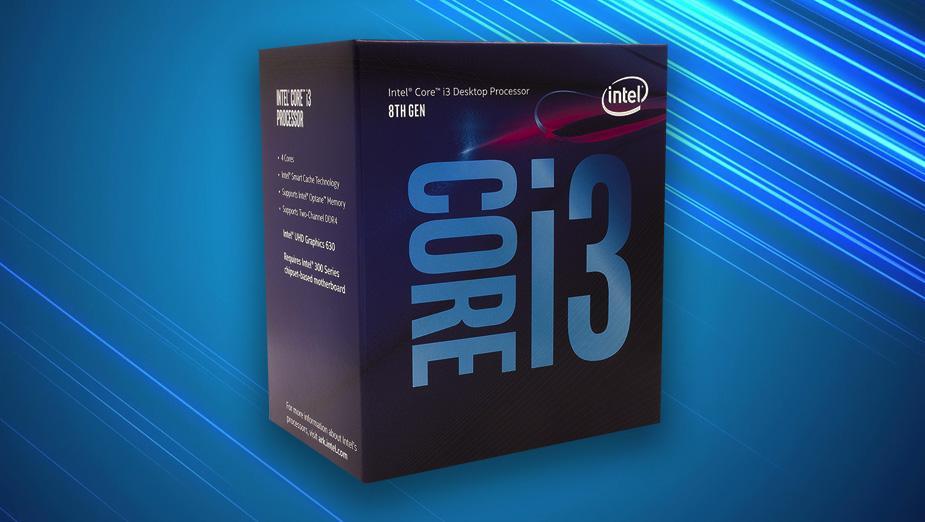 Test procesora Intel Core i3-8100. Core i5 w nowym wydaniu
