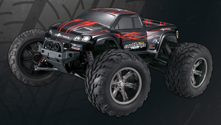Test samochodu RC - UGO Monster
