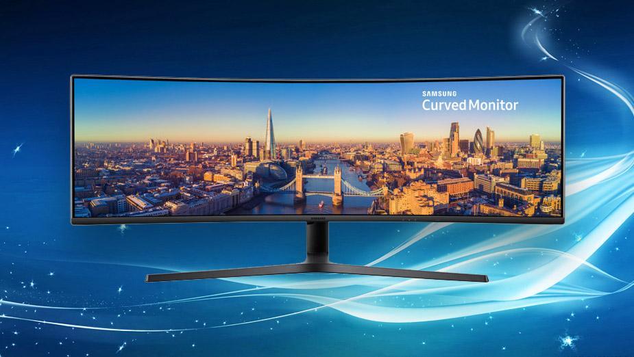 Test Samsung C49J89 – Panoramiczny absurd czy geniusz projektantów?