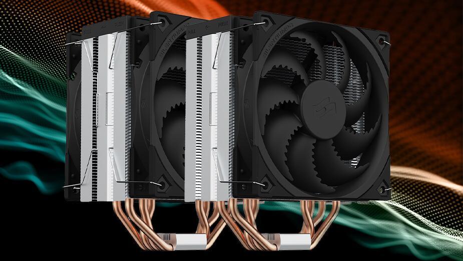 Test SilentiumPC Fera 5 i Fera 5 Dual Fan - Polski patent na wydajność