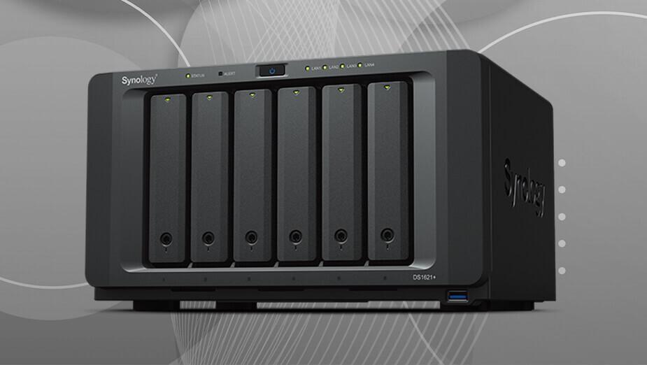 Test Synology DiskStation DS1621+ - NAS dla wymagających