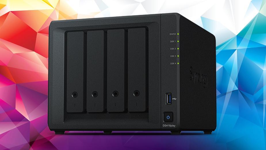 Test Synology DiskStation DS418play – NAS dla wymagających dużej pojemności