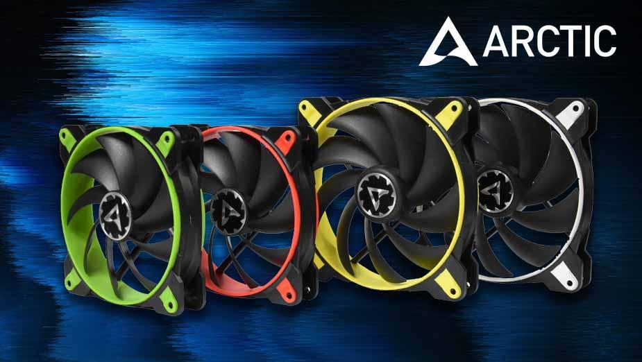 Test wentylatorów Arctic BioniX F120 i F140 - wydajność w dobrej cenie