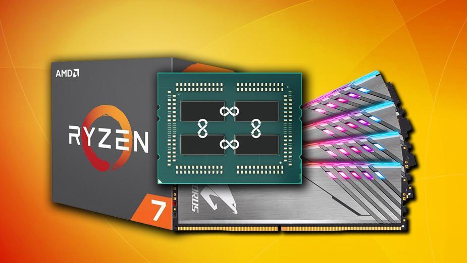 Test wpływu taktowania Infinity Fabric na wydajność procesorów AMD Ryzen
