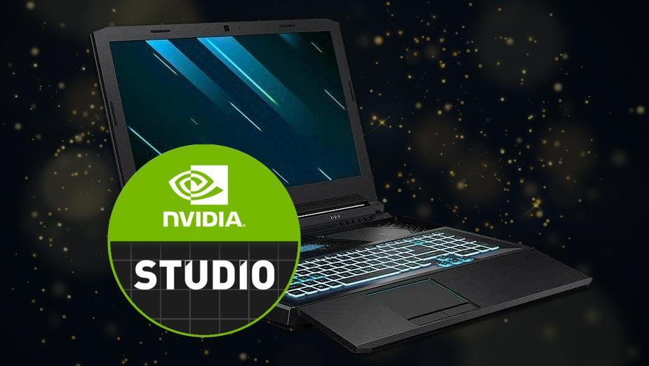 Test wydajności laptopa Acer Predator Helios 700 w środowisku NVIDIA Studio