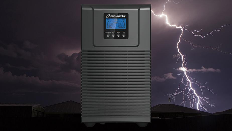 Test zasilacza UPS PowerWalker VFI 3000 TG - UPS do zadań specjalnych