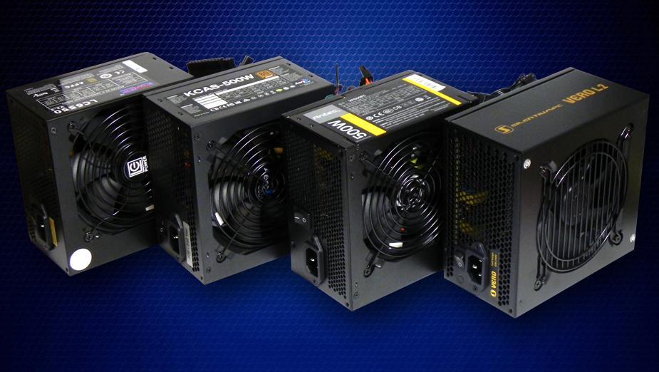 Test zasilaczy do 200 zł: Antec, AeroCool, LC-Power i SilentiumPC