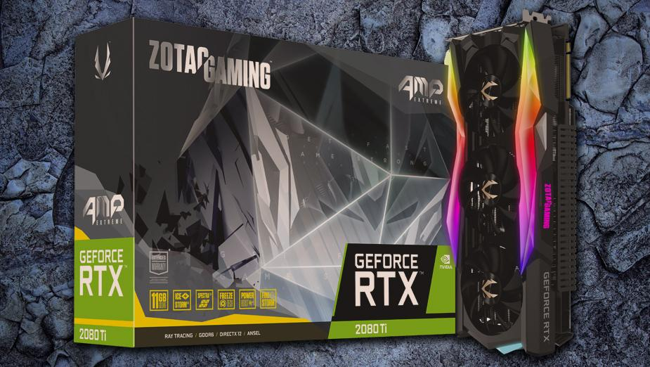 Test ZOTAC GAMING GeForce RTX 2080 Ti AMP Extreme. Turing bez kompromisów