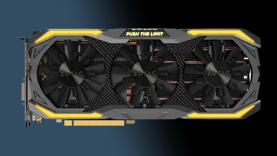 Test Zotac GeForce GTX 1070 Ti AMP! Extreme