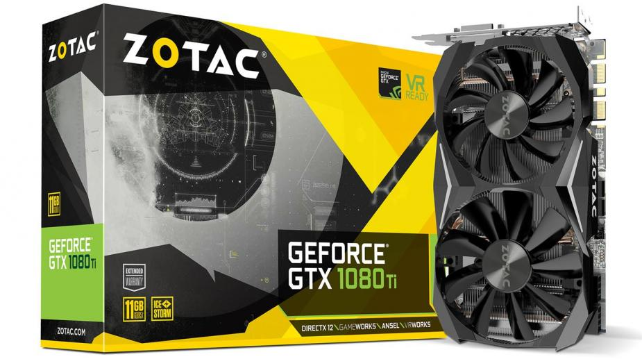 Test Zotac GeForce GTX 1080 Ti Mini. GP102 w miniaturowej formie