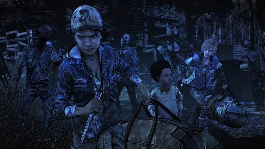 The Walking Dead: The Final Season pojawi się na Epic Games Store