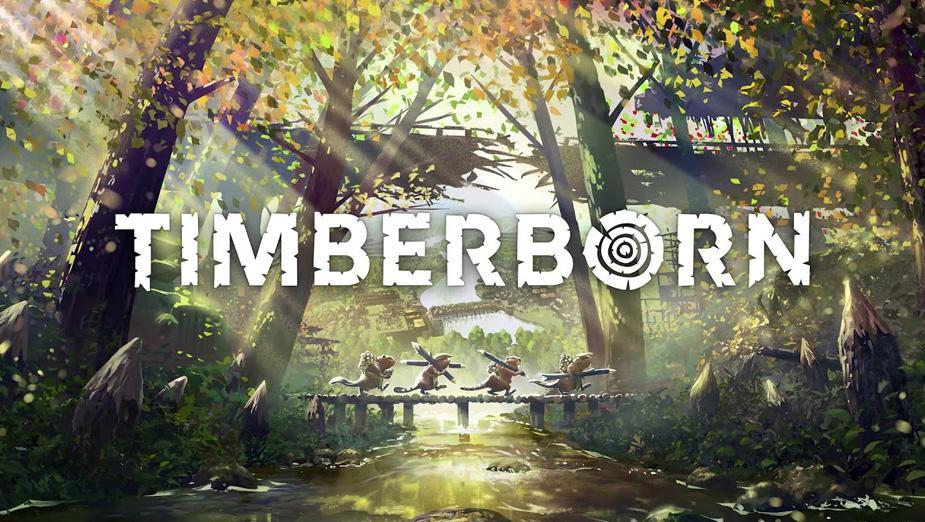 Timberborn - polska gra o bobrach podbija Steam