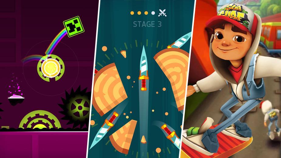TOP5 gier zręcznościowych na telefon